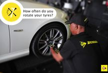 Tyre Awareness Month / May is Tyre Awareness Month and we've got some tips for you on how to manage, maintain and even prolong the life of your tyres.