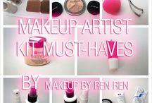 College: Makeup Artist/Cosmetologist