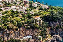 Amalfi,Praiano,Positano