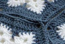 Schemi per coperte uncinetto