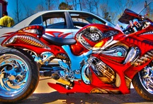 Motorcycles and dope vehicles! / by derek green