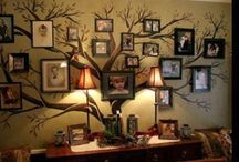 Decorating with photographs