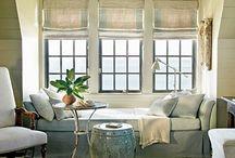 Window settee