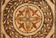 Roman old art