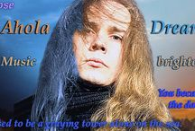 Ahola Dream Team / Dedicated to spread the word about J. Ahola and about his projects. You will find us at https://www.facebook.com/AholaDreamTeam?ref=hl
