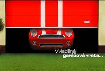 Garážové brány DELTA LOMAX / Výroba, predaj a montáž garážovych brán LOMAX