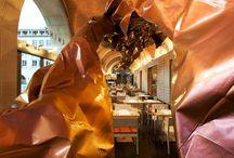 Restaurant design / Restaurant interiors, interior design, restaurant