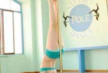 PDY - Elbowstand / Pole dance move: ELBOWSTAND aka FOREARM aka ELBOW STAND PENCIL