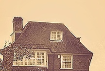 The Granger House / Mr and Mrs Granger and Hermione