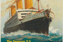Statki pasażerskie i handlowe