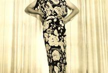 30s Deco Florals
