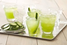 Cocktails, Mocktails, & Delicious Drinks / Fun beverages with and without alcohol