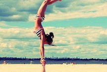 Gymnastics / What I wish I could do...