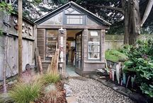 Pottery Studios / Ideas for pottery studios and other beautifully organised spaces