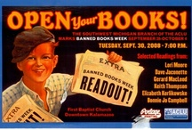 Banned Books Week Event Ideas / by Banned Books Week