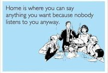 ecards funny / by Amy Mullin