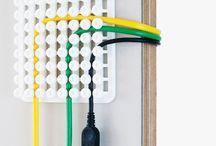cable organizor