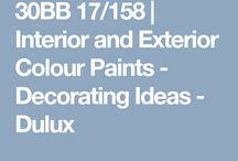 Dulux Colours