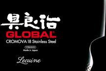 Cuchillos Global / Cuchillos Global en el catálogo de Lecuine.