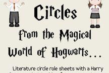 Harry potter theme cr