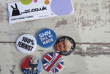 Political Badges / 0