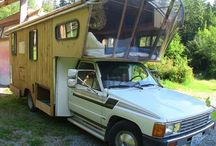 Crazy Campers / RVs / and some stuff