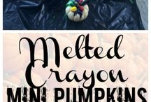 Fall kid crafts and activities