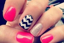 Quince Nail Ideas! / by Seventeen