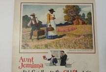 Aunt Jemima Advertising: Race, Gender, Class & Old South Nostalgia