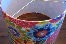 DIY Lamp Shades / by Asheley Darrington