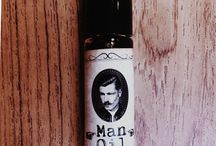 Fragrances / Our earthy, elegant and masculine scent.  Sold at Core Home Store in Downers Grove