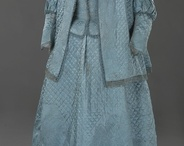 Clothing: 18th century Quilted Garments / by Kate {Beatriz Aluares}