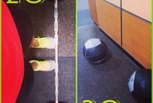 Sweat It Out / Random workouts that I probably made up...or learned from someone else!