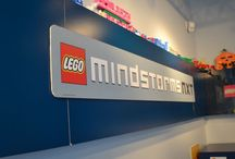 LEGO Mindstorms / by LEGOLAND California