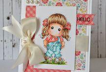 Magnolia Card Ideas