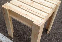 Meubels / Furniture I would like to make