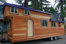 tiny houses / by Kathy Burns