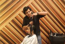 Geetanjali salon, Select city walk Delhi Review