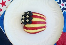 Patriotic: Foods/Non-Alcoholic Drinks / by Janet Griffin