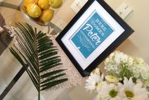 Stage Presents At Home / Home Decor, Home Tours, Seasonal Decorating
