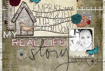 Scrapbooking Ideas / by Charity Coyle