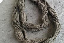 Collares crochet etc