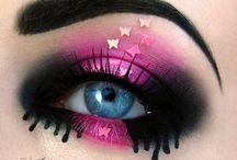Augen make up Special