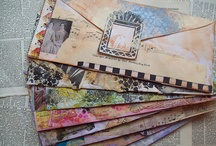 Altered Mail Art / by Valerie Wells