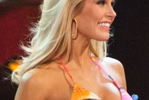 Swimsuit Hair / Types of hair you can do during the swimsuit competition