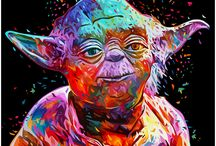 Star Wars Psychedelic