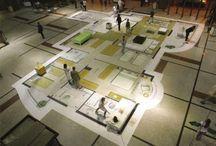Demo floor