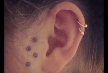 Piercings and Tatoos