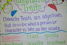 Character Traits in Reading / by Priscilla Shiogi