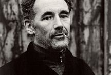 Anton Corbijn - Mark Rylance / Dutch Photographer